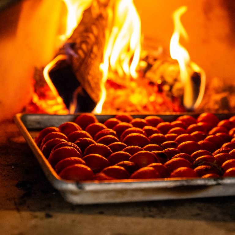 tomato fire